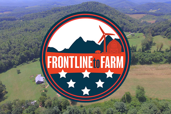 Frontline to Farm: Department of Sustainable Development receives grant for veteran farmers